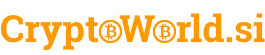 CryptoWorld Sticky Logo