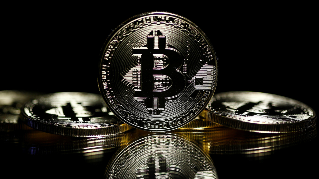 bitcoin produkcija)