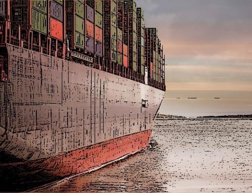 Prihodnost logistike je (tudi) v blockchainu