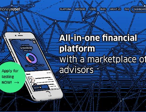 MoneyRebel finalist za blockchain startup leta!