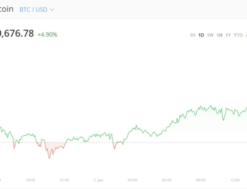2.1.2021 Bitcoin 30.000USD